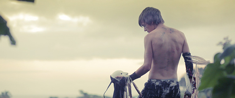 Young Hilo Filmmaker Makes Splash at Honolulu Film Festival