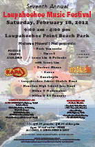 7th Annual Laupahoehoe Music Festival This Saturday