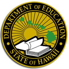 Hawaii DOE logo
