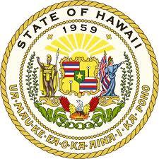 state of hawaii logo