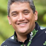 Hawaii County Mayor Billy Kenoi. Photo courtesy US DOJ.