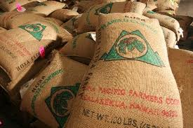 Online coffee retailers with more than $1 million in sales could face serious burdens under a 'Net Tax'. Photo courtesy of the Hawaii Department of Agriculture.