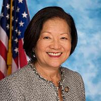 Senator Mazie Hirono. U.S. Senate photo.