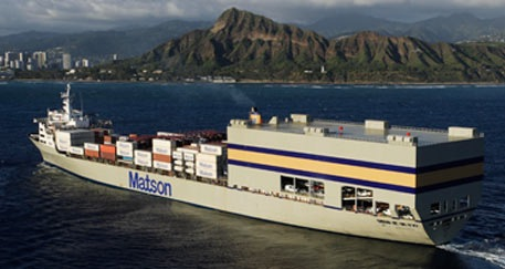 Hawaii freight shipping is more expensive than freight to any other state because shipping it limited to air or water. Because of the tourist industry, the state consumes a lot of goods and Hawaii freight shipping costs less than shipping goods off the islands.