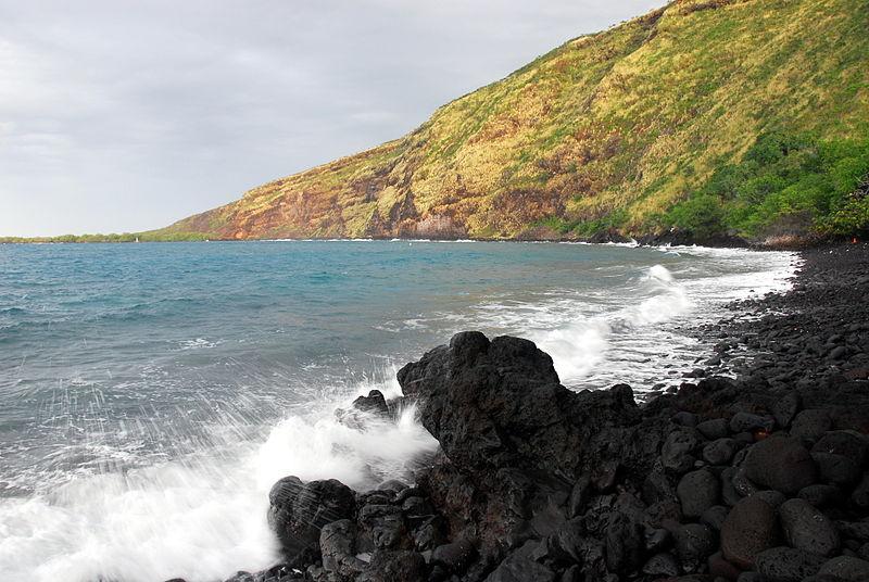 Image of Kealakekua Bay.