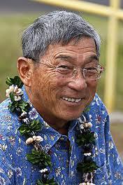 Former mayor Harry Kim. Image file from Wikimedia Commons.