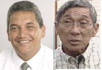 Mayor Kenoi's food and beverage budget was drastically higher than his opponent's in the most recent election.