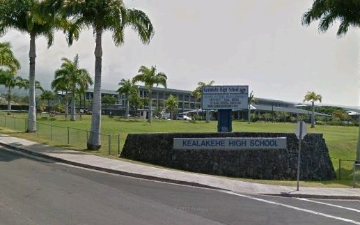 UPDATE: Mass Fighting at Kealakehe High Leads to 8 Arrests