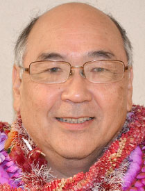 James Yoshida of Hawaii Community College. Courtesy photo.