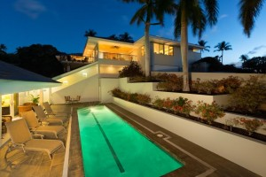 This Mauna Kea Resort home will go to the highest bidder during a March 19 auction. Photo courtesy of Hawaii Life Real Estate Brokers.