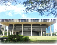 Hawaii State Capitol. Courtesy photo.