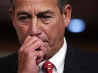John Boehner: Thinker. Leader. Tanner. Image courtesy California Lutheran University.