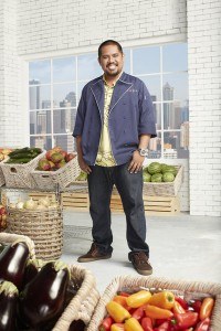 Sheldon Simeon, who grew up in Hilo, was eliminated from Top Chef: Seattle Wednesday night. Photo courtesy of Bravo network.
