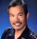 Police Chief Harry Kubojiri. HPD photo.