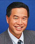 Senate Judiciary Chairman Clayton Hee.