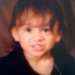 Two-year-old Kingszon Sanchez was found unharmed Tuesday and reunited with his mother. HPD photo.