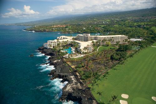 Two Big Island Resorts Rated Among Best for Honeymooners