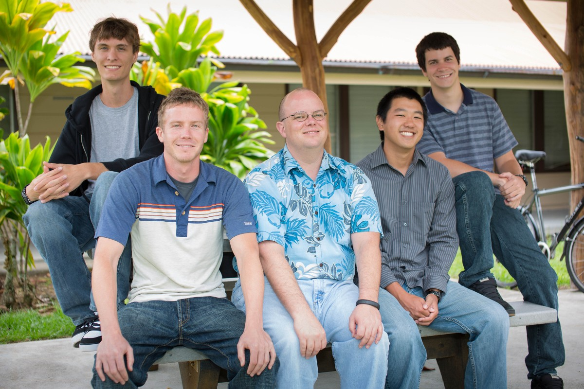 UH-Hilo Wins US Tech Competition, Trip to Finals in Russia