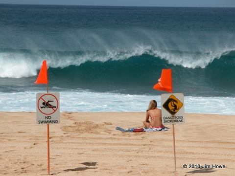 Sex On The Beach In Hawaii