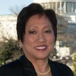 US Rep. Colleen Hanabusa was among the members of Hawaii's delegation supporting education legislation. Courtesy photo.