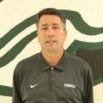 Panola assistant coach Beach. Photo courtesy: Panola College.