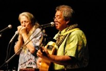 George Kahumoku performs with Norton Buffalo. Image courtesy.