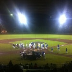 Walk-Off Walk Hands DII Baseball Title to KS-Hawai`i