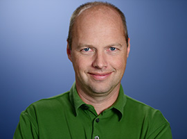 Udacity co-founder and Google Glass pioneer, Sebastian Thrun. Courtesy image.