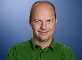 Udacity co-founder and Google Glass pioneer, Sebastian Thrun. Courtesy image.