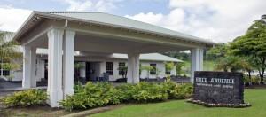 Adkin's employer, Hale Anuenue Restorative Care Center, is located on Waianuenue Avenue in Hilo. Courtesy photo.