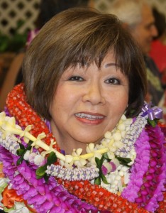 Retired business executive Jan Higashi is one of two women to be honored at a YWCA luncheon this month. Photo courtesy YWCA.