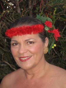 UH-Hilo Professor Jackie Pualani Johnson will also be honored at a YWCA luncheon later this month. Photo courtesy YWCA.
