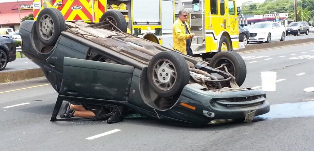 Car Accident Hawaii Big Island