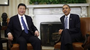 Awkward timing: Pres. Barack Obama and Chinese President Xi Jingping meet in June. Image courtesy Brookings Institute.