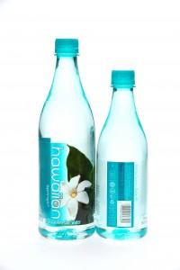 Keaau-based Hawaiian Springs is making their water bottles more environmentally friendly. Courtesy photo.