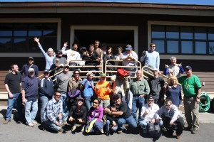 Hawai'i Island  Chamber of Commerce will hold a volunteer work day on Mauna Kea on July 27. Photo credit HICC.