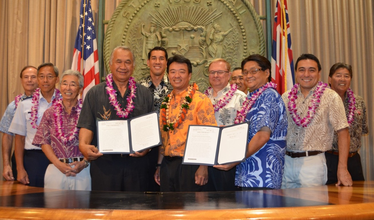 New Law Launches Hilo Aviation Training Center