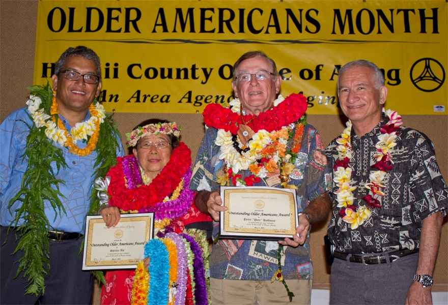 Abercrombie to Recognize Outstanding Older American Ito