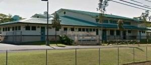 Keaau Elementary School. Google Street View image.