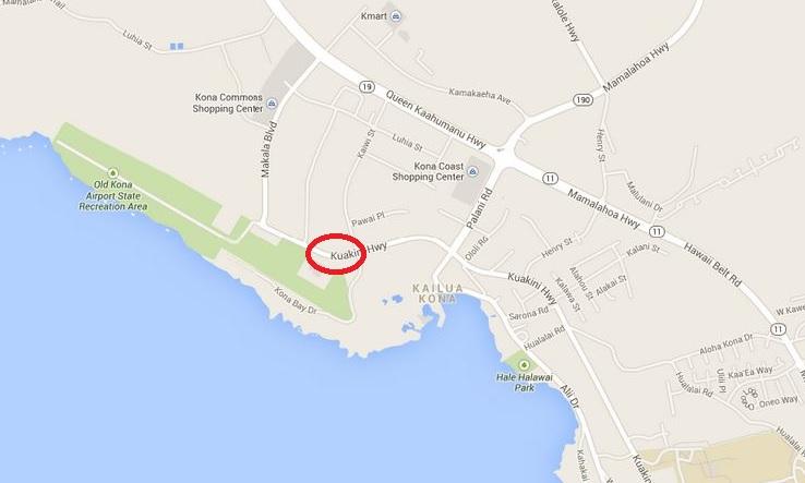 Roadwork To Affect Access To Kailua Kona Gym Big Island Now