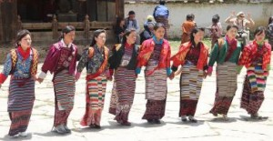 Hawai`i's Bhutanese residents probably represent the slimmest ethnic minority in the islands.