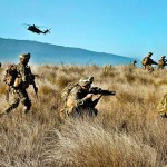 Military Convoy and Training Advisory August 2019