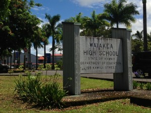 More than 23,000 Hawai`i Island public school students kick off the 2013-2014 school year this week. Image courtesy Dave Ross.
