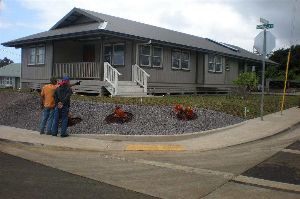 USDA Provides $490,000 for Big Island Self-Help Housing ...