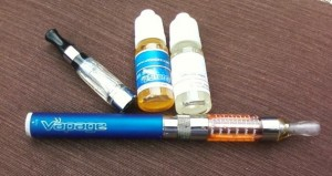 E-cigarettes, including those that dispense vapor without nicotine, are included in the law changes. File photo.