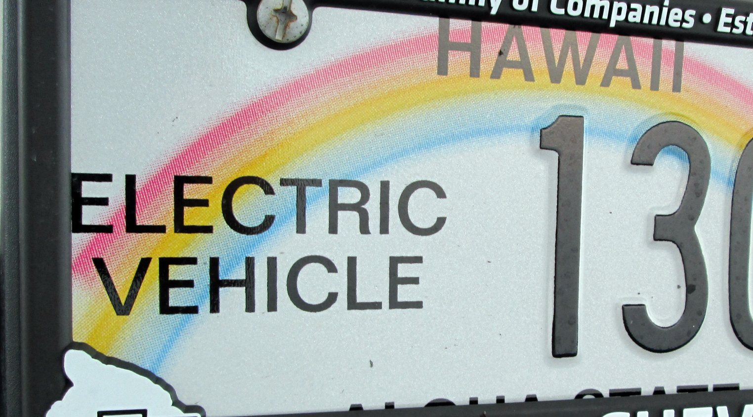 electric-vehicle-plate