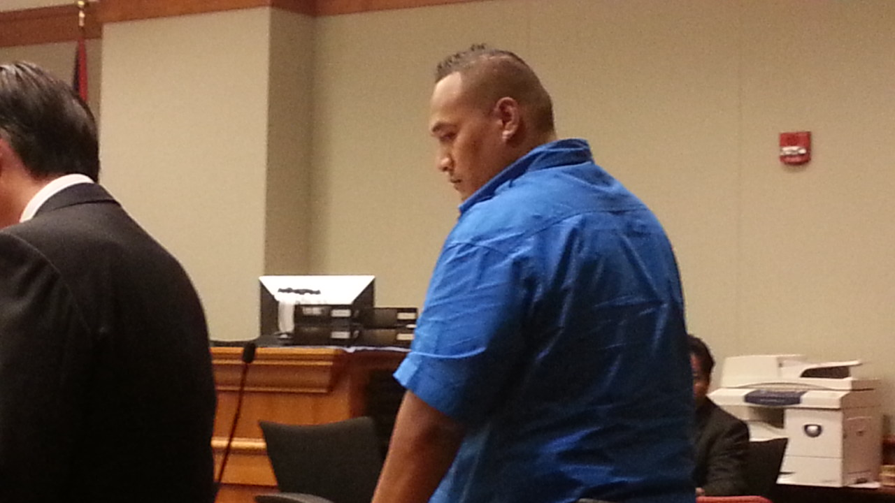 Aholelei Held Over for Trial; New Bail Set