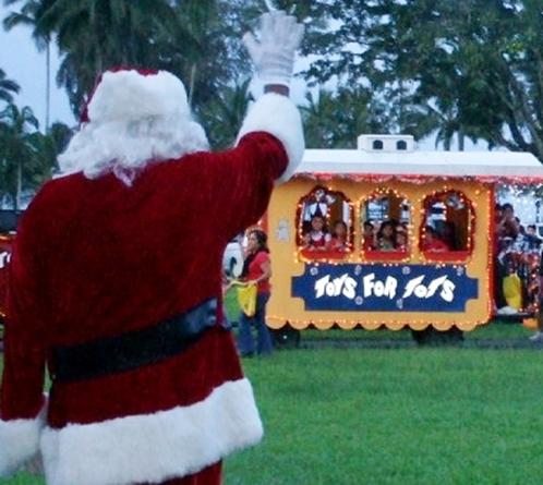 Big Island Kona Christmas Activities