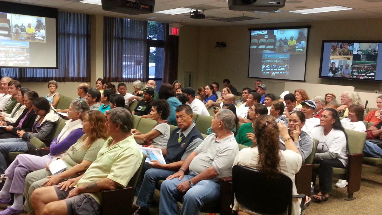 Testimony on GMO Bill Heavy Again; Final Vote Delayed