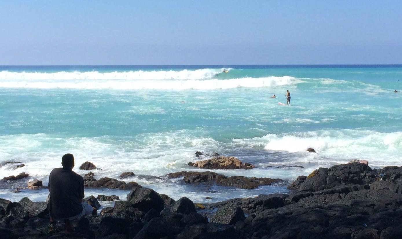 Surf Report Kekaha Kai Big Island